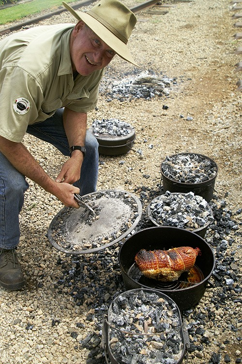 Ranger Nick Camp Oven Roasts